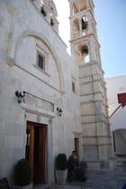 église chrétienne orthodoxe de Mykonos