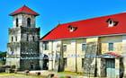Eglise de Baclayon (fin du 16è siècle)