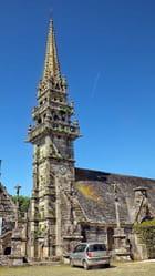 Eglise de La roche Maurice.