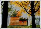 Eglise en bois dans les Tatras (1)