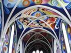 église haute en couleurs