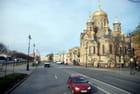 église orthodoxe de Saint Petersbourg