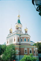 Eglise orthodoxe de Vienne