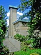 Église réformée, clocher