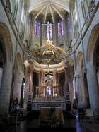 Eglise Saint Sauveur (7) L'Autel