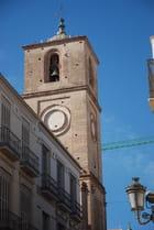 église Santiago  Apostol