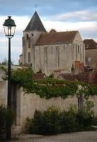 Eglise St Cyran- Place des Hautes Tours