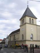 Eglise St Jean-Baptiste de Carrières