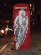 Einstein à Vélo