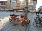 en flanant dans les rues de Wroclaw