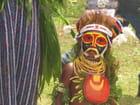 enfant au Goroka show