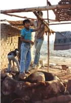 Enfants au puit