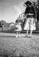 Enfants dans les années 50