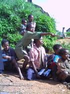 Enfants des villages