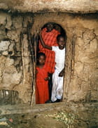 Enfants massaï