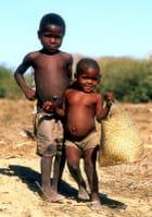 Enfants Vezo à Ifaty