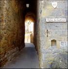 Entrée du Castrum ...