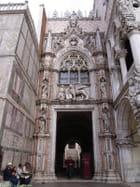 Entrée du Palais des Ducs de Venise