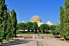 Entrée principale de la Mosquée Qaboos