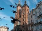 Envol à Cracovie