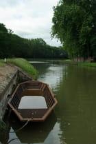 Epave de barque