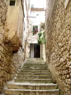 Escalier à Rovinj
