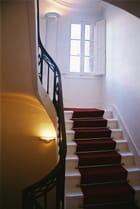 Escalier bourgeois