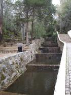 Escalier d\'eau