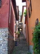 Escalier d'ocres