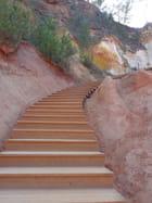 escalier du paradis........