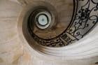 Escalier rond de l'Abbaye des Prémontrés