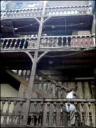 Escaliers & galeries en bois  (XVIe s.), à Tours