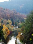 Eshe-sur-Sure en automne