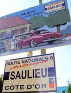 Etape sur la route nationale 6 historique