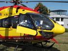 Eurocopter 145 Sécurité civile. Respect Messieurs