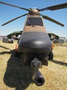 "Eurocopter ""TIGRE"" et son armement."