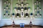 exposition de vases asiatiques