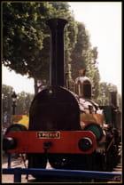 Exposition de trains sur Les Champs-Elysées 2003