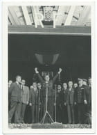 F59 - ARMENTIERES - Charles De Gaulle le 25 09 1959 à la Salle Comtesse