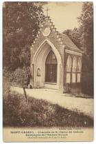 F59 MONT-CASSEL - Chapelle de N-D de Grâces - Campagne de l'Hamer-Houck