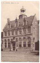 F59 MONT-CASSEL - Hôtel de Ville