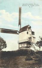 F59 MONT-CASSEL - Moulin du Jardin public