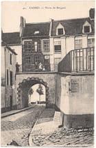 F59 MONT-CASSEL - Porte de Bergues