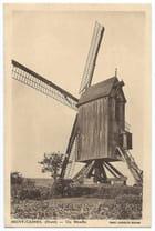 F59 MONT-CASSEL - Un Moulin