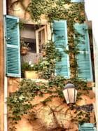 Façade à Saint-Tropez