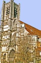 Façade cathédrale