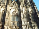 Facade de ala cathédrale de cologne