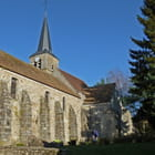 Façade sud église