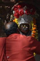 Face a face avec la deesse Kali