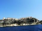 falaises de bonifacio vieille ville